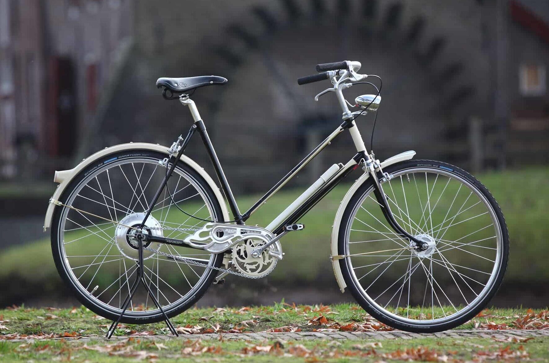 Gazelle Sport C Retro ebike