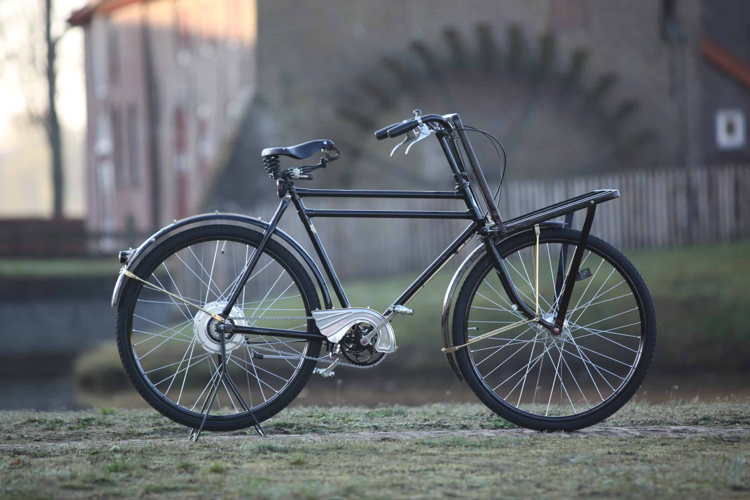 Gazelle Transporter